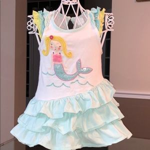 Other - 18 Month Mermaid 🧜♀️ Play Dress and Bloomer